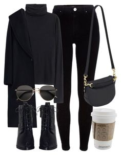 Untitled #6093 by laurenmboot on Polyvore featuring polyvore, ファッション, style, H&M, MaxMara, River Island, Zimmermann, Mulberry, fashion and clothing