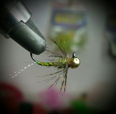 Grouse and Olive Jig