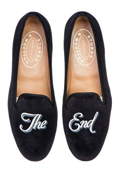 THE END - Stubbs and Wootton