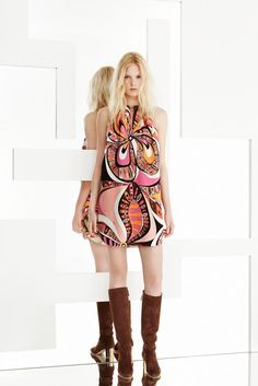 Emilio Pucci Resort 2015 - Collection - Gallery - Look 1 - Style.com