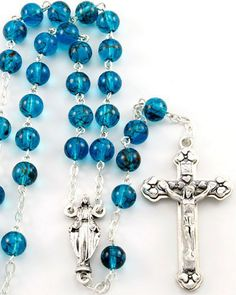 Rosaries, Rosary Beads, Catholic Rosaries for Sale (Page Rosary Catholic, Catholic Gifts, Rosary Necklace, Rosary Beads, Rosaries For Sale, Crucifix, Our Lady, Turquoise Bracelet, Beaded Jewelry