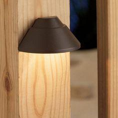 lighting for decks. kichler mini deck light lighting at hayneedle for decks t