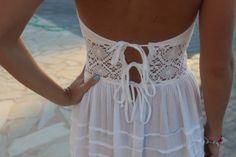 Vestido ibicenco Ibiza, Rustic Chic, Hippy, Indie, Tank Tops, Dresses, Women, Fashion, Jasper