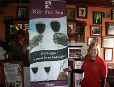 Kerry Bog Village and Red Fox Inn on the Ring of Kerry--amazing drinks and spirit of all kinds!!