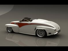 1956 Volvo 544 Concept. Don't you feel like there could be modern cars with all that technology but covered by these very beautiful bodies?