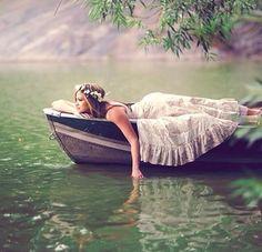 Serenity. Calm
