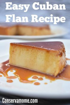 Cuban Desserts, Easy Desserts, Mexican Food Recipes, Delicious Desserts, Yummy Food, Spanish Desserts, Winter Desserts, Healthy Recipes, Spanish Food