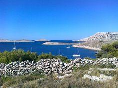 Island Smokvica, National park Kornati - Croatia #kornati #island #croatia #hrvatska