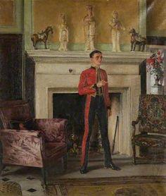 Your Paintings - William Bruce Ellis Ranken paintings