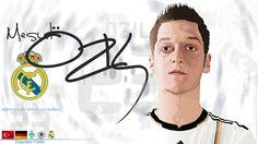 Mesut Ozil by alpkaraca.deviantart.com on @deviantART