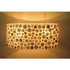 Hanglamp Ovaal Coin wg $165.00 Lighting, Design, Home Decor, Decoration Home, Room Decor, Lights, Home Interior Design, Lightning
