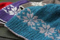 Snow Stars Hat aus BT Shelter