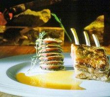 Sella di agnello   #fingerfood #WalterBianconi #Dovevuoicatering #cucina #cooking #agnello
