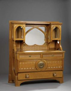 Chest of Drawers -     Carlo Bugatti, 1904 -     The Royal Ontario Museum