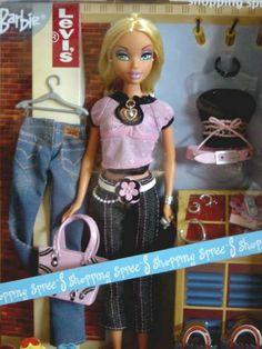 Shopping Spree 2004 Barbie (Levi's)