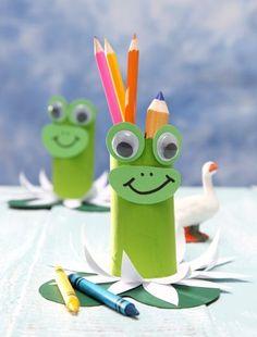 frosch spiele kindergarten
