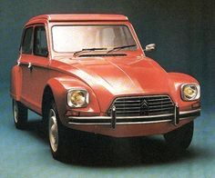 1976 Citroen Dyane