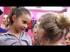 Mackenzie Ziegler Does The Girl's Makeup - YouTube