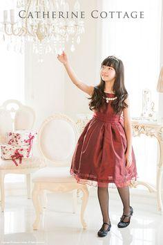 発表会 女の子ドレス 子供ドレス キャサリンコテージ