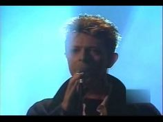 David Bowie - The Man Who Sold The World (Eno mix). Live at MTV EMA '95.
