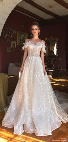 Eva Lendel 2018 Wedding Dress