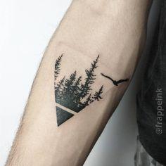 frappeinkDark triangles🔽Several Definitions 🎵 - Tattoo ideen - tattoos Small Forearm Tattoos, Small Tattoos For Guys, Cool Small Tattoos, Forearm Tattoo Men, Small Tats, Mini Tattoos, Body Art Tattoos, Sleeve Tattoos, Finger Tattoos