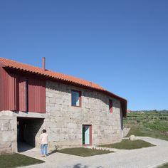Portugal, Village Houses, Toscana, Stables, Pergola, Arch, Garage Doors, Cottage, Outdoor Structures