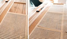 appart Homemade caning dressing: discover our tutorial Using Art Prints With A Minimalist Home Decor Diy Furniture Projects, Furniture Makeover, Home Projects, Home Furniture, Coaster Furniture, Pallet Furniture, Furniture Plans, Painted Furniture, Porte Diy