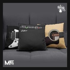 Kissen Musik Choosing A Mattress Article Body: Air mattresses can be a great add-on to any house. Music Inspired Bedroom, Music Bedroom, Music Rooms, Bedroom Themes, Home Decor Bedroom, Men Bedroom, Casa Rock, Cushion Covers, Pillow Covers