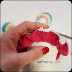 In this article we will share amigurumi rainbow amigurumi free crochet pattern. You can find everything you want about Amigurumi. Crochet Unicorn Pattern, Crochet Patterns Amigurumi, Crochet Dolls, Crochet Bear, Free Crochet, Knitted Animals, Rainbow Unicorn, Yarn Colors, Crochet Projects