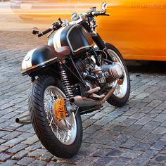Bill Costello's immaculate BMW R100RT custom | Bike EXIF