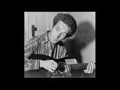 "Woody Guthrie - ""Jolly Banker"" note: this instrument kills fascists.  Boy does America need one of those instruments today."