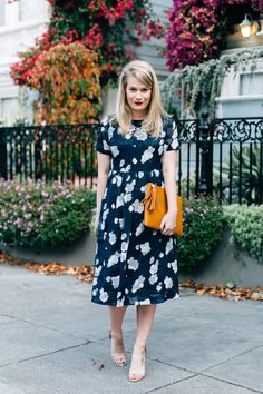 What to Wear to a Fall Wedding.