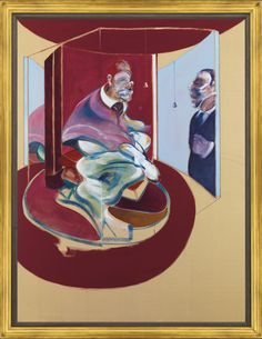 FRANCIS BACON Christie's presentation painting until 30 sep 17 Colors and tones perhaps more lights.