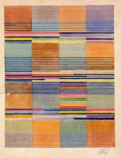 Gunta Stölzl textile design.