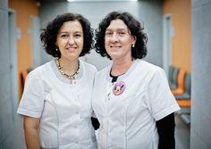 Dr Turska z Pielęgniarką Marią :)