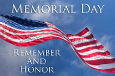 On this day let us remember and honor all of the fallen heroes that have laid their lives to protect ours! Take the day to remember and honor! Thank a hero today! Memorial Day Message, Memorial Day Meme, Closed For Memorial Day, Happy Memorial Day Quotes, History Of Memorial Day, Memorial Day Pictures, A Moment To Remember, Close Today, For Facebook