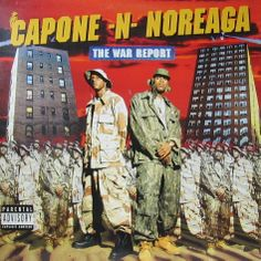 BACK IN THE DAY |6/17/97| Capone-N-Noreaga released their debut album, The War Report, on Penalty Records.