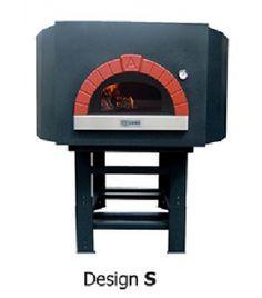 Four à bois pour les pizzas D100S, Série D