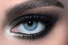 Cat eyes..