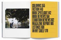 Magazine Design by Studio Baer.