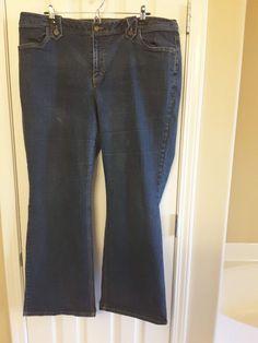 cbe522f404d Classic Elements Women s Denim Jeans Plus Size 20W  fashion  clothing  shoes   accessories