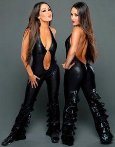 WWE Divas A to Z - The Bella Twins