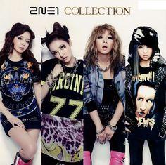 2NE1 ♠ Scream Collection ②