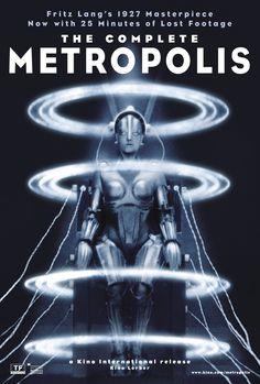 metropolis movie -