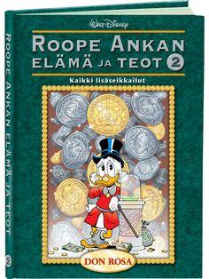 Roope Ankan elämä ja teot 2 (Don Rosa) Don Rosa, Baseball Cards, Disney, Art, Art Background, Kunst, Performing Arts, Disney Art, Art Education Resources