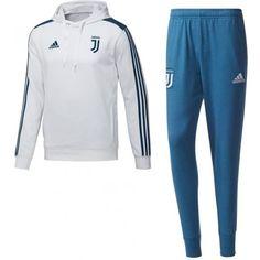 Survetement Juventus 2017/2018 Capuche. Flocages Personnalisés Disponibles.
