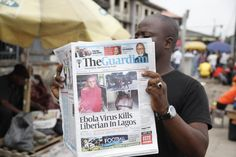 Sierra Leone's top Ebola doctor is dead from Ebola