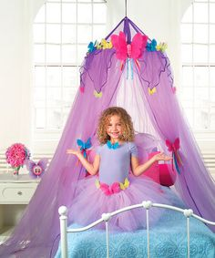 Take a look at this Butterfly Tent by ALEX on #zulily today!