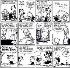 Calvin & Hobbs Valentine